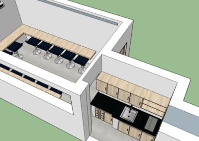 Diseño Arquitectónico en 3D
