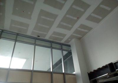 Instalación de Cielos Rasos - Drywall Eterboard PVC Fibra Mineral